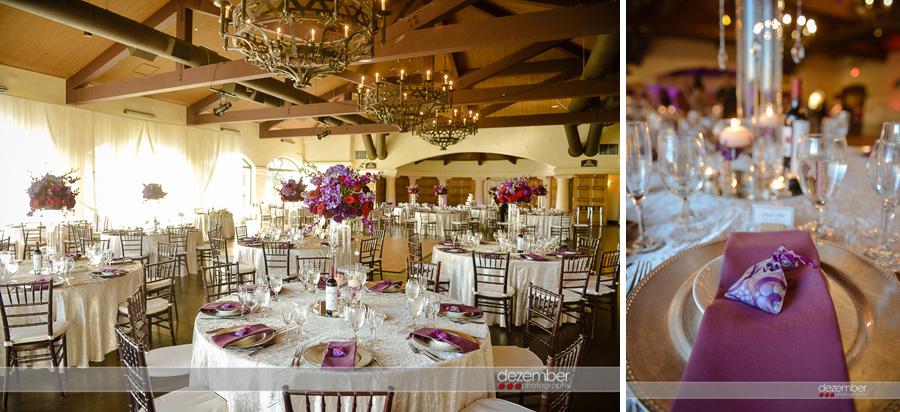 San Ramon Bridges Golf Club Destination Weddings Dezember