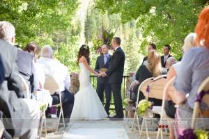 Snowbird Utah Wedding Videographer