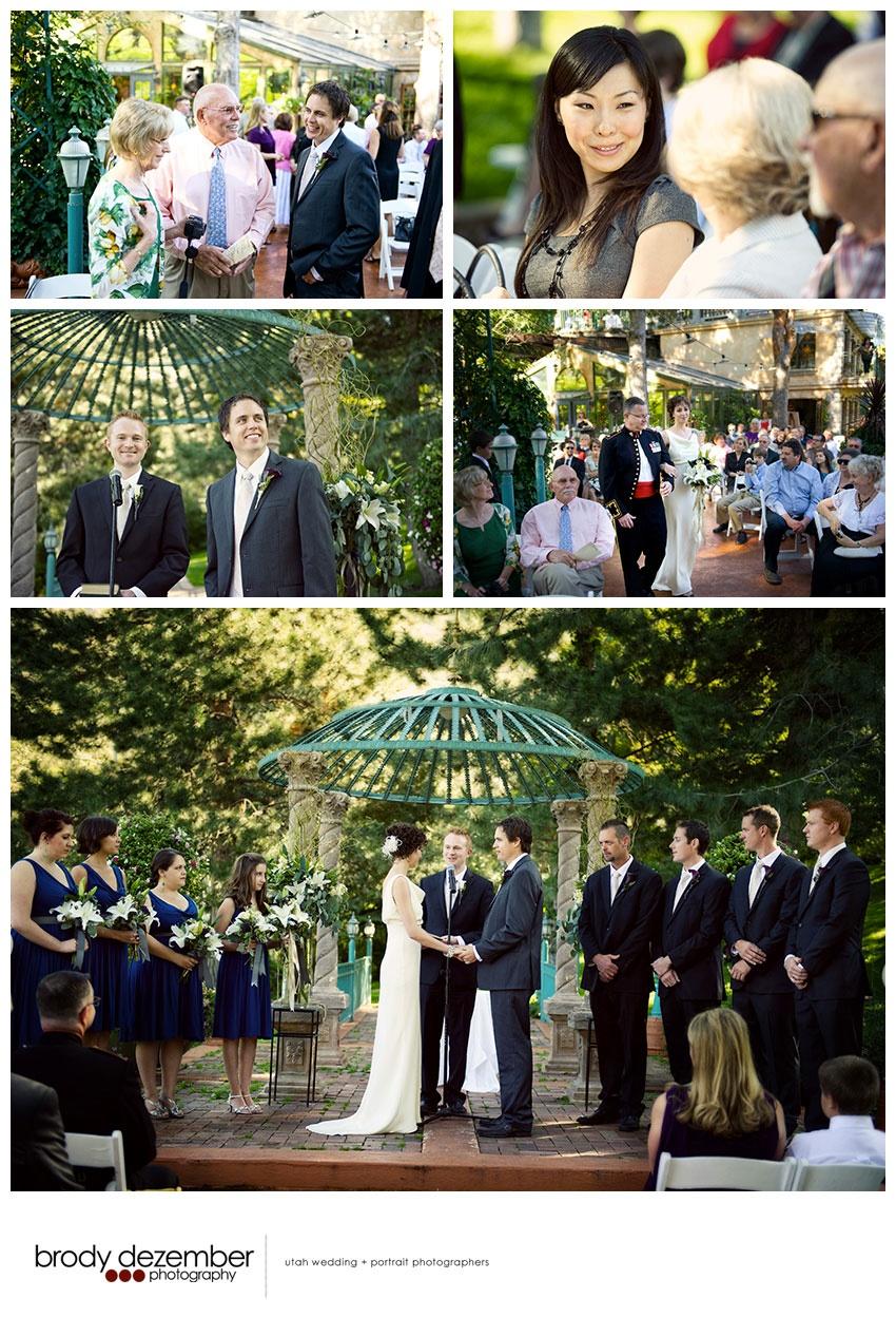 Utah Wedding Pographers | Russell Emily La Caille Wedding Photographers Dezember