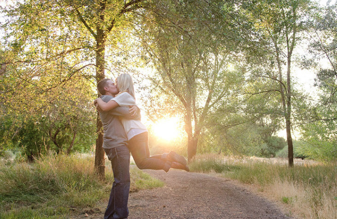 Utah engagement photos