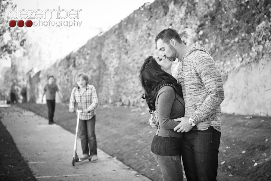 Utah Engagements by Dezember Photography