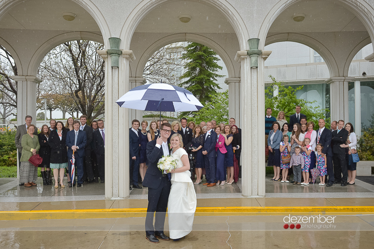 Bountiful Temple Weddings