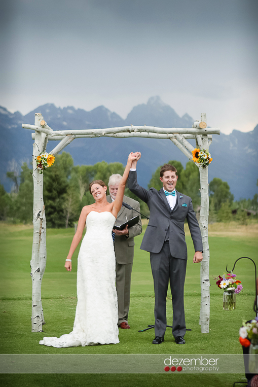 Wyoming Destination Weddings