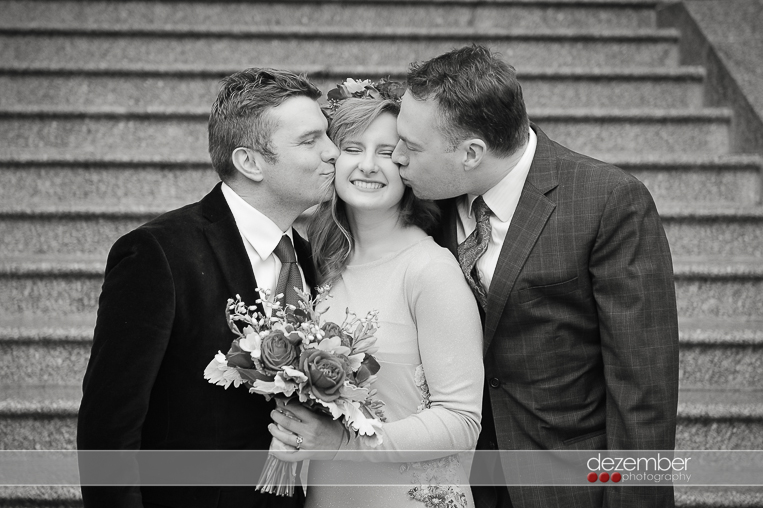 Salt Lake Temple Wedding Photography