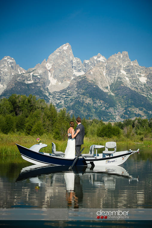 Wyoming Grant Teton Wedding Photographers