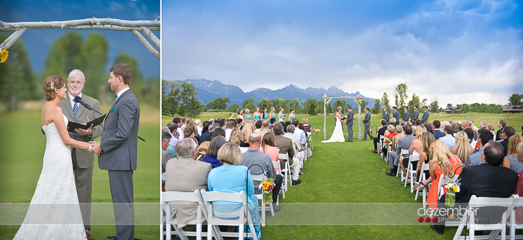 Country Club Wyoming Weddings