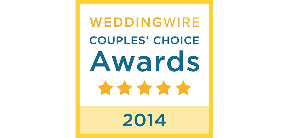WeddingWire Winner 2015