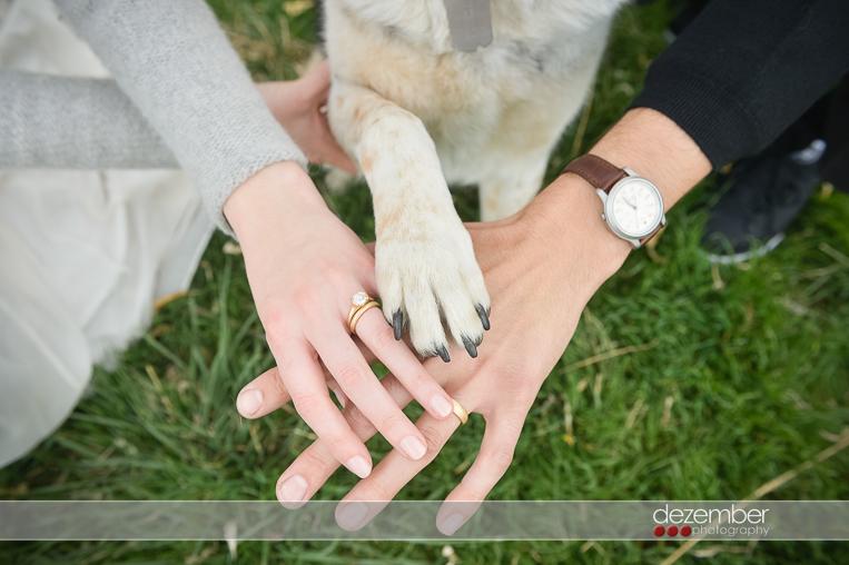Dog Ceremony Wedding