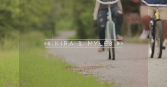 Kira + Myles | Engagement Film