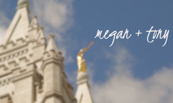 Megan + Tony | Wedding Film