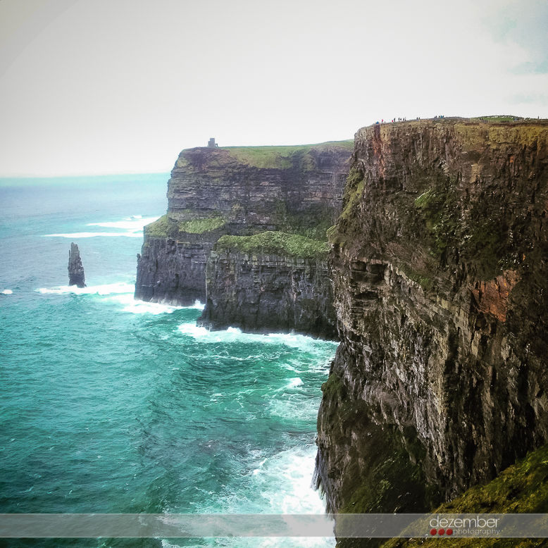 Dezember Photo Abroad Ireland Cliffs of Moher