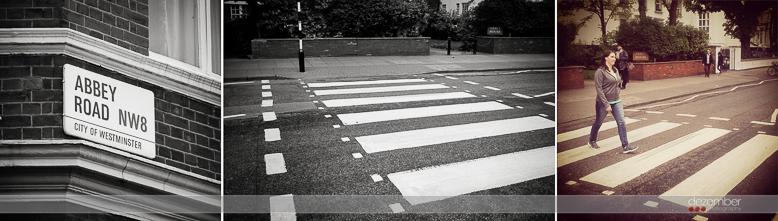 Beatles Abbey Road Dezember