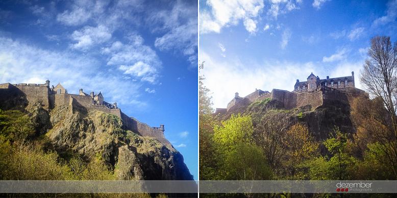 Deja's European Photo Trip Scotland