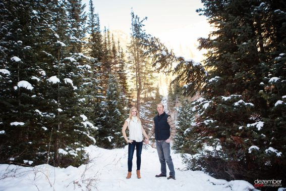 Utah Snowy Engagements
