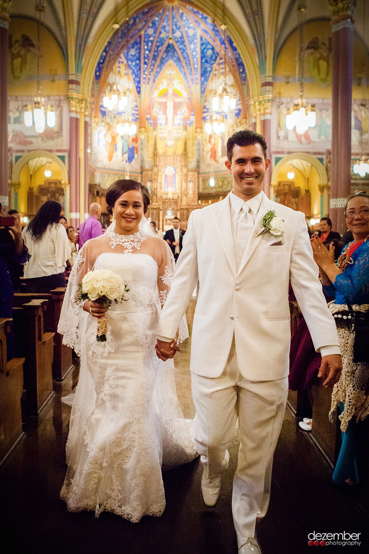 Cathedral of the Madeleine Wedding Photography