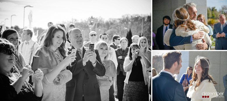 Best Utah Wedding Photographers Dezember Photography