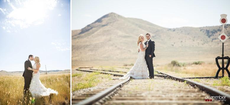 Railroad tracks Photography