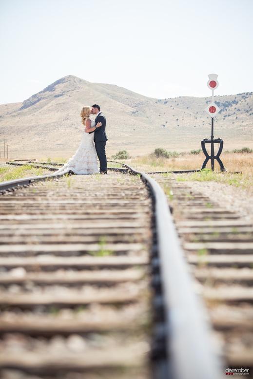 Steampunk Wedding Photography