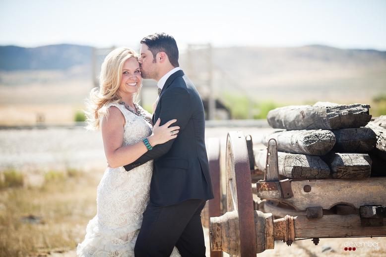 Utah rustic weddings