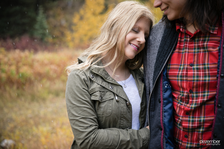 Utah Fall Engagements