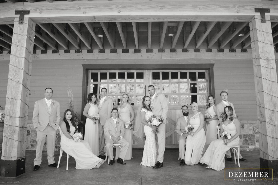 Blue Sky Ranch Wedding Photographer | Dezember Photography | Utah Wedding Photographer