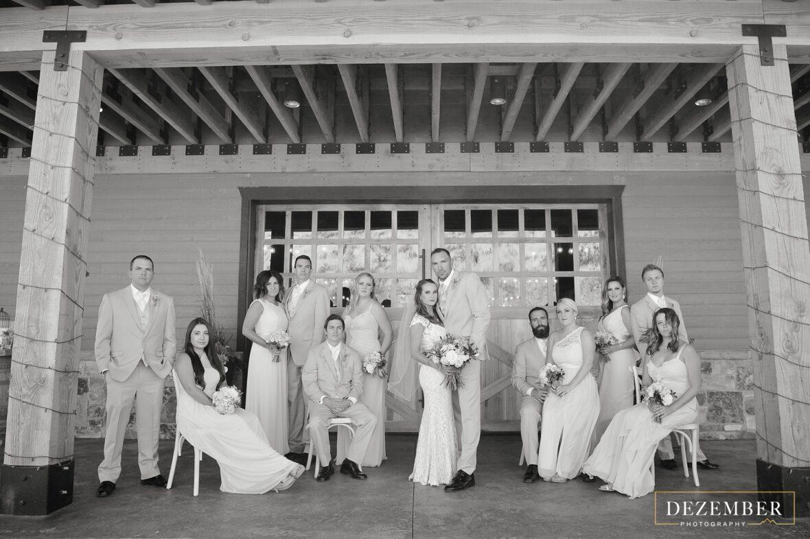 Blue Sky Ranch Wedding Photographer | Dezember Photography | Utah Wedding Photographer