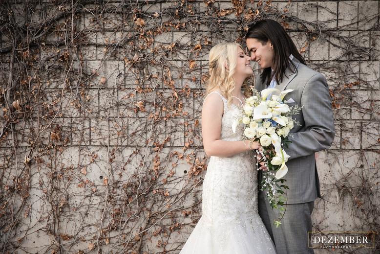 Pierpont Place Wedding | Dezember Photography | Utah Wedding Photographer