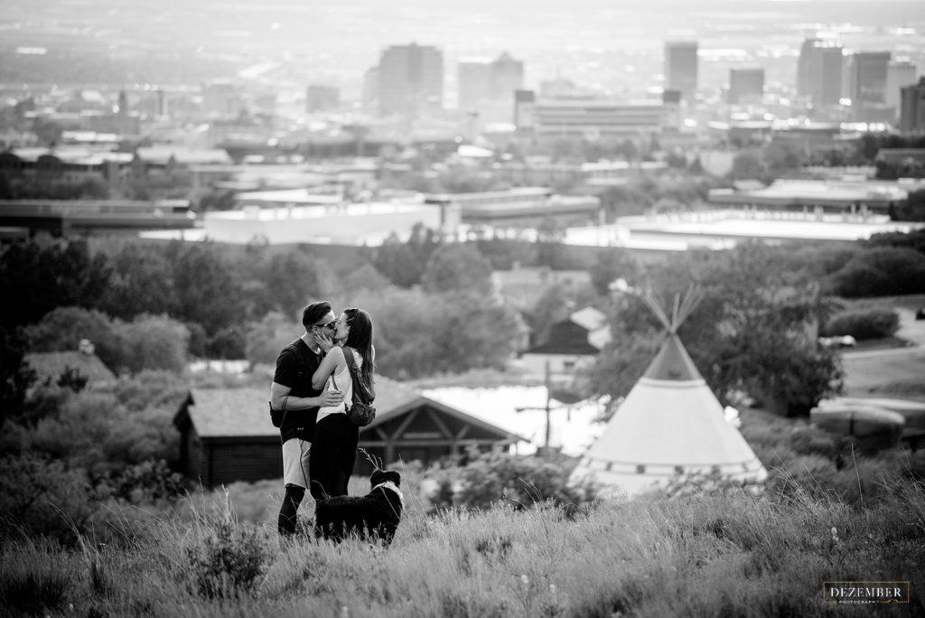 Surprise proposal utah