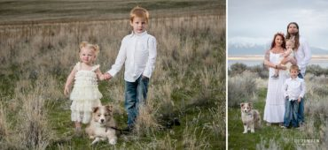 Family Portraits Antelope Island