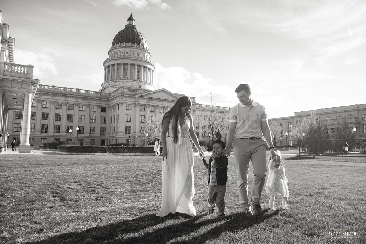 Family Portrait PhotographerSalt Lake City