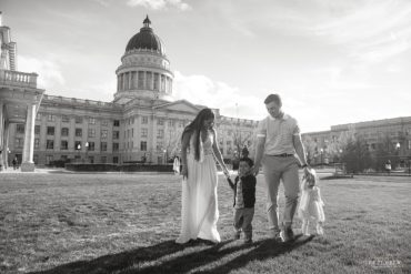 Family Portrait PhotographerSalt Lake City