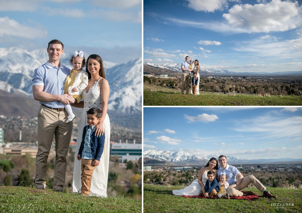 Family Portraits Salt lake