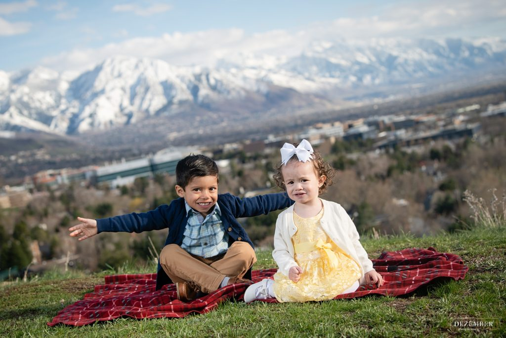 Kid Portraits SLC