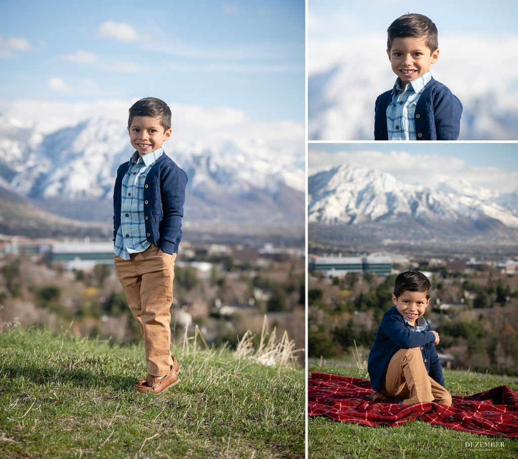 Mountain Family Portraits Salt lake