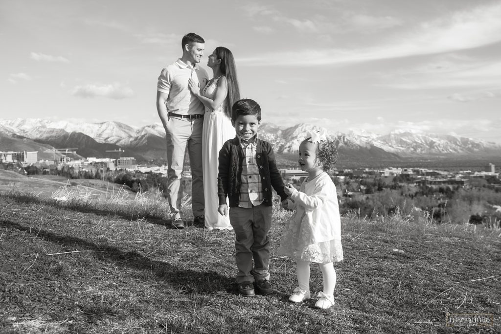Mountain View Family Portraits Salt lake