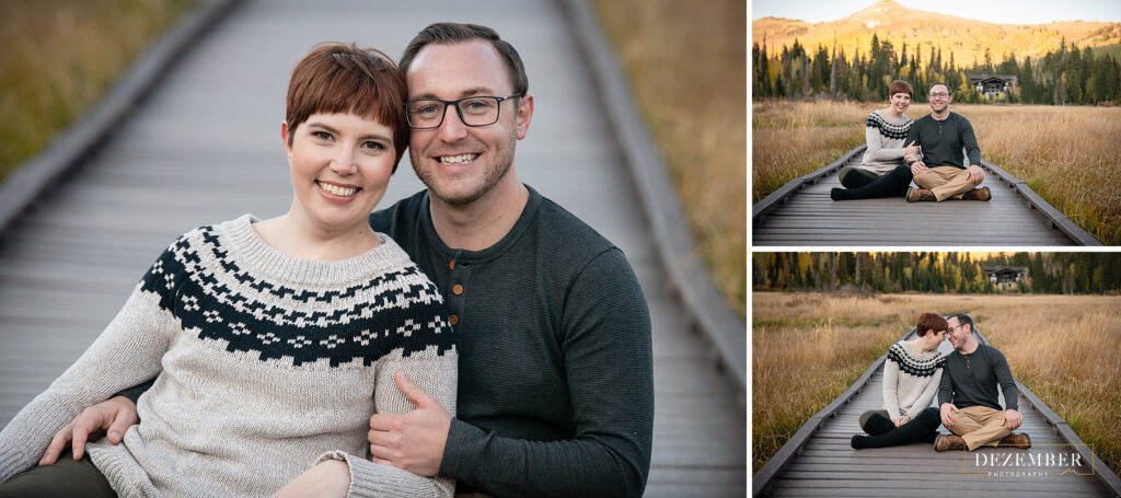 Photos at silver lake boardwalk