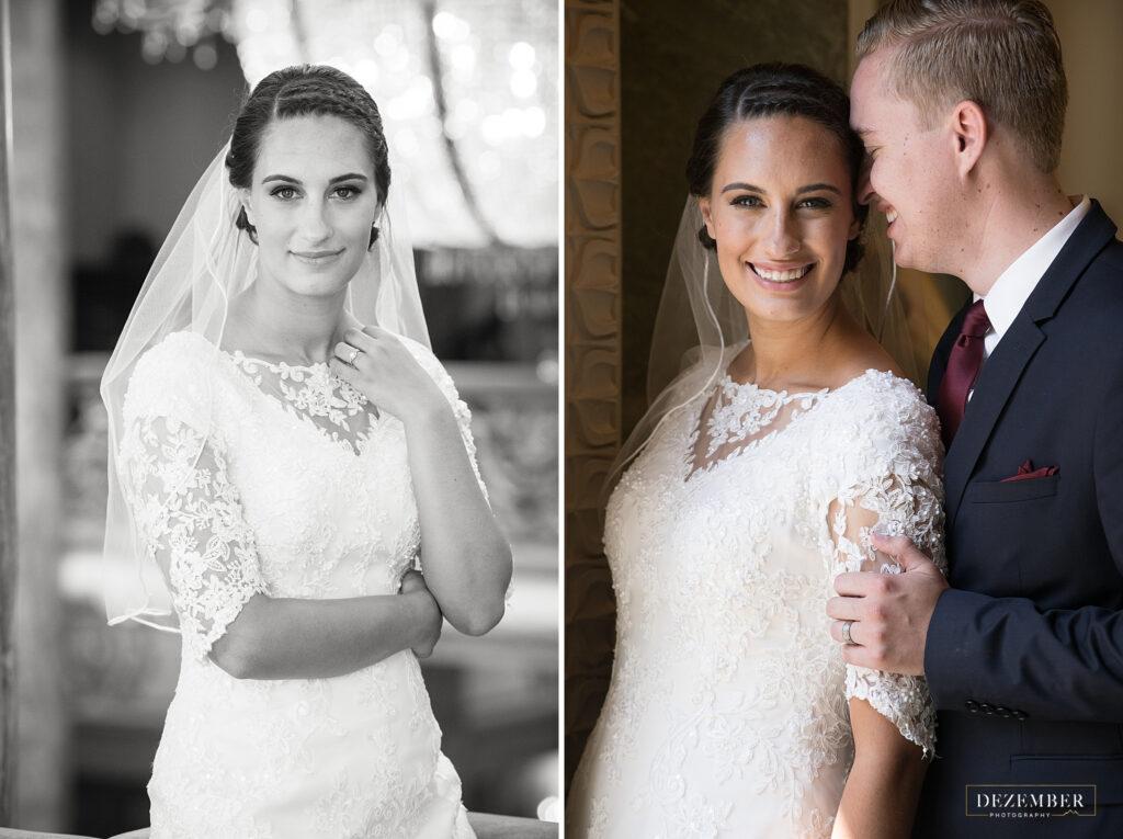 Bridal portraits JSMB